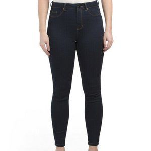 D. JEANS Muffin Top Eliminator Skinny Jeans